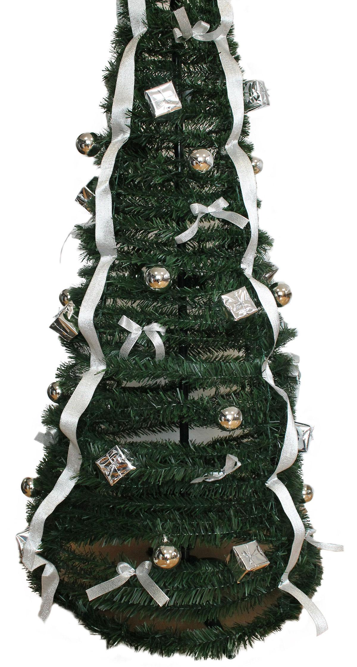 weihnachtsbaum aus kunststoff 60 sekunden aufbau k nstlicher tannenbaum komplett ebay. Black Bedroom Furniture Sets. Home Design Ideas