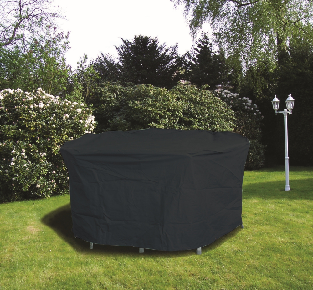 b che housse de protection pour tables meubles de jardin housse de protection ebay. Black Bedroom Furniture Sets. Home Design Ideas