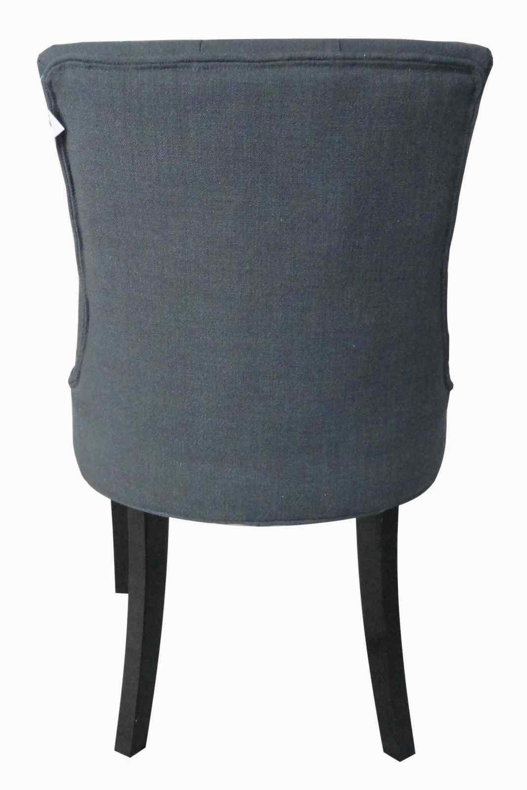 Ensemble de deux chaise salle manger salon avec for Salle a manger avec fauteuil