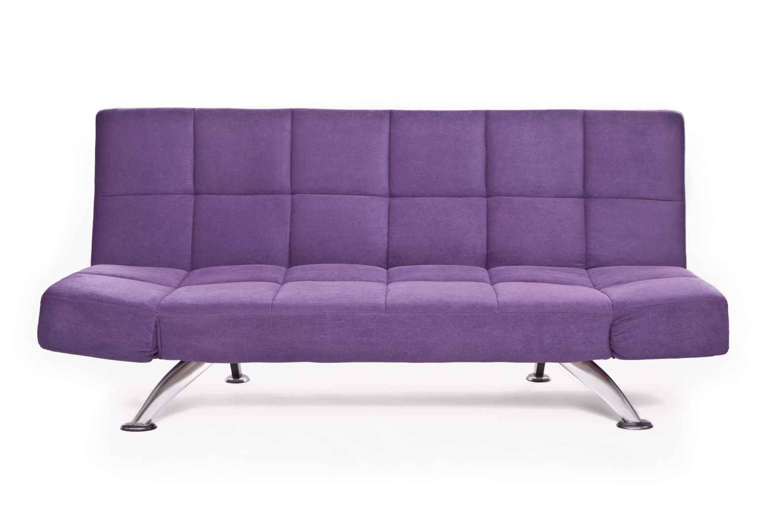 sleeper sofa bed sofa bed couch sofa sofa couch pu leather sofa purple ebay. Black Bedroom Furniture Sets. Home Design Ideas