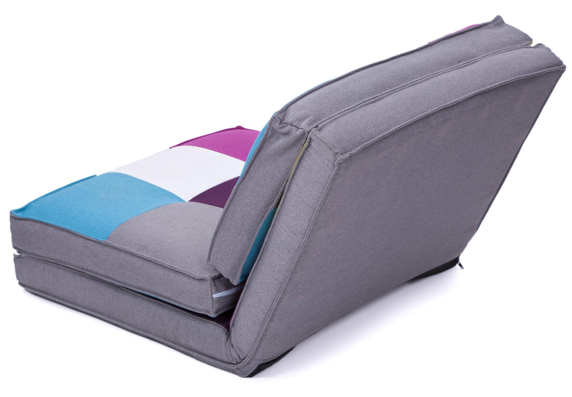 Letto per gli ospiti poltrona materasso ripiegabile divano bambini multico ebay - Letto ripiegabile ...