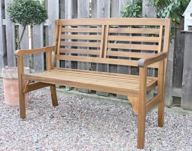 Muebles madera acacia jardin 20170805193119 for Banco jardin carrefour