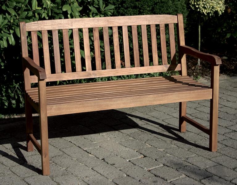 Gartenmobel Gartenregal Eisen : Gartenbank Holz France 2er Bank Akazienholz Gartenmöbel robust
