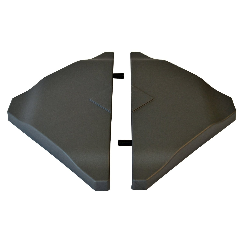 schirmst nder platten beschwerung f r sonnenschirm. Black Bedroom Furniture Sets. Home Design Ideas