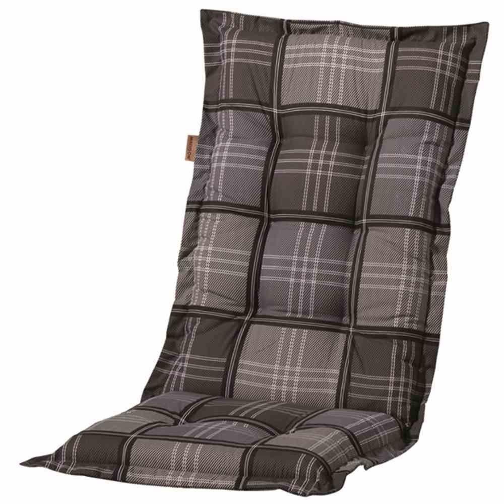 6 st ck madison auflage f r hochlehner patchy baumwolle. Black Bedroom Furniture Sets. Home Design Ideas