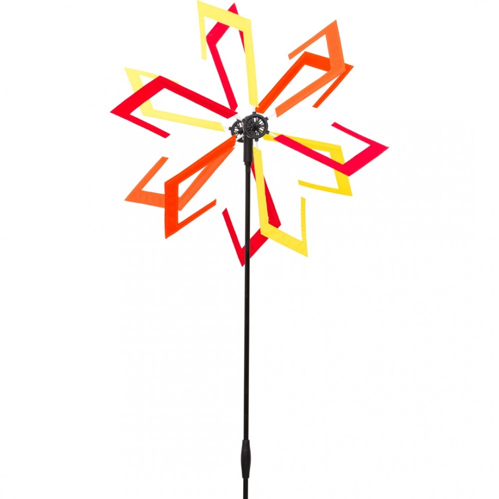 HQ Windspiel Design Line Windmill Arrowhead Dekoration Garten Windrad