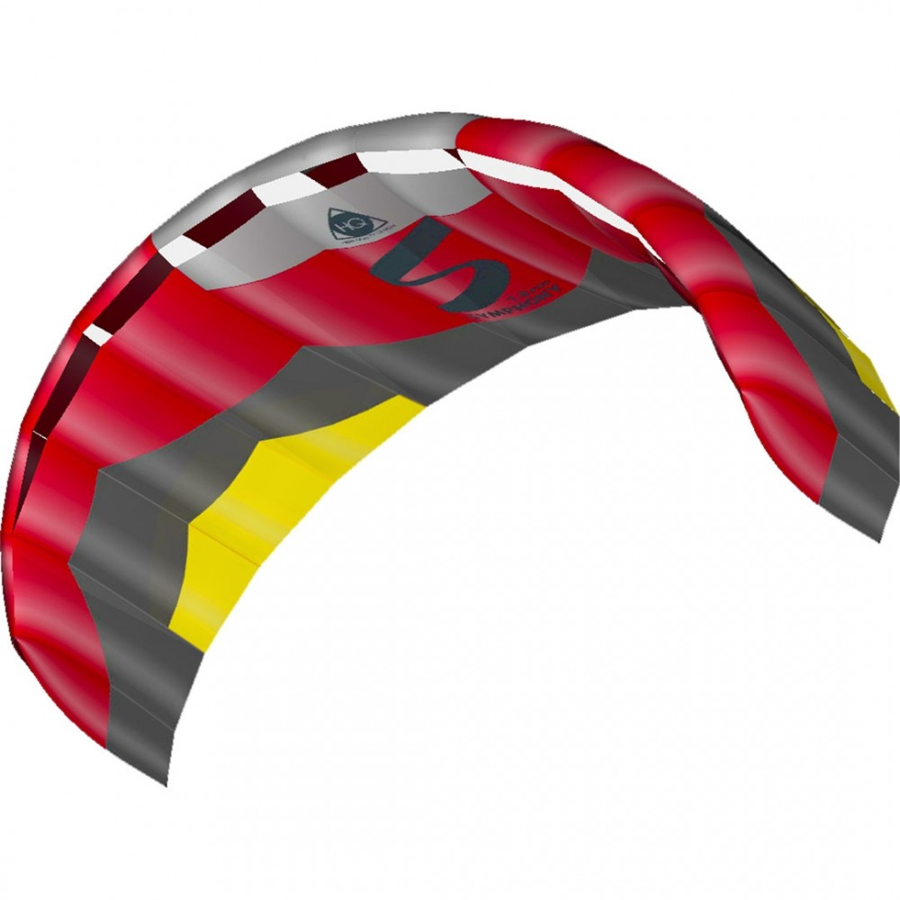 HQ Lenkmatte Symphony Pro 1.8 Edge R2F Allround Lenkdrachen Kite