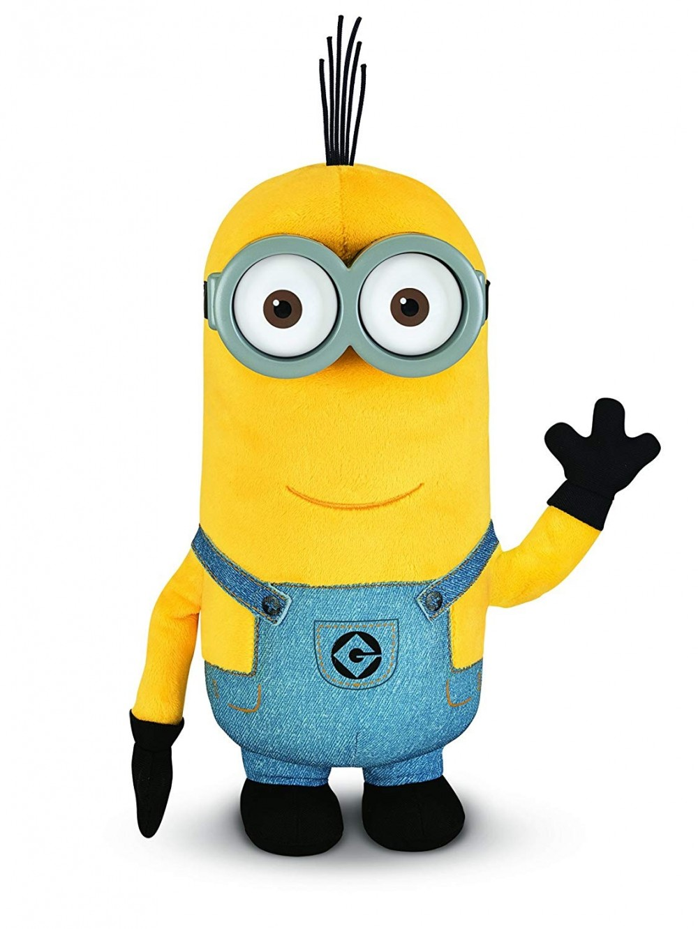 Minions Plüschfigur Plüschtiere Talking Tim 29 cm mit Sound Despicable Me 3