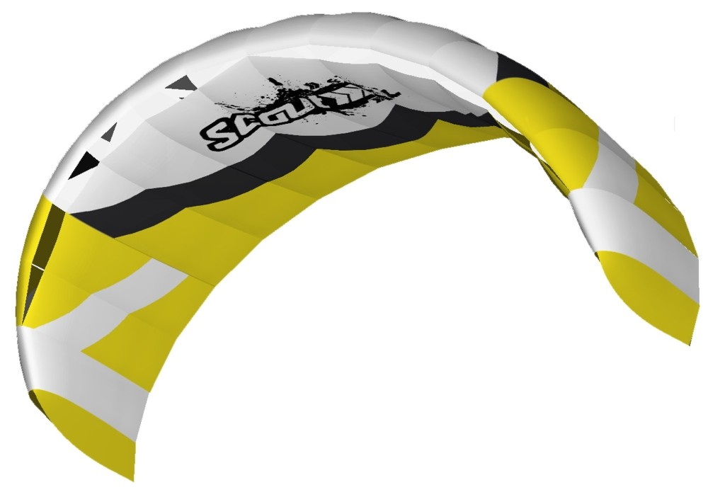 HQ Lenkmatte Scout III 3.0 R2F Trainer Power Kite Lenkdrachen