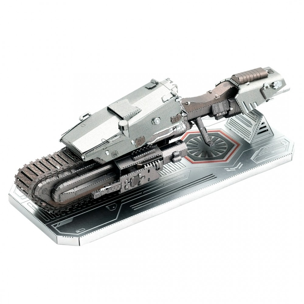 "Metal Earth STAR WARS ""Der Aufstieg Skywalkers"" First Order Treadspeeder 2019 3D Figur Metallbausatz"