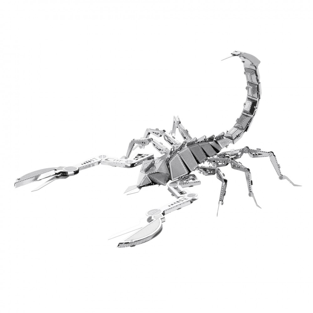 Metal Earth Scorpion Skorpion MMS070 3D Figur Metallbausatz