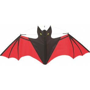 HQ Single Line Kites Flying Kinderdrachen Creatures Bat Red Fledermaus Drachen Freizeit