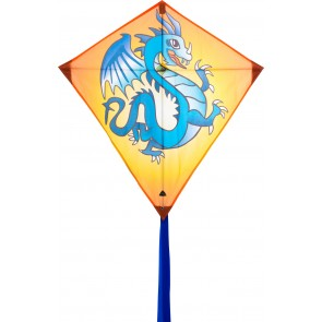 HQ Single Line Kite Kinderdrachen Eddy Dragon Drachen Freizeit