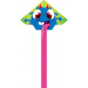 HQ Single Line Kites Kinderdrachen Einleiner Eco Line Simple Flyer Zeke 120 cm Drachen Freizeit