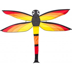 Kinderdrachen Einleiner Flying Creatures Dragonfly Kite HQ Drachen