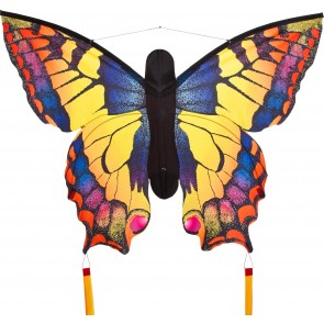 HQ Single Line Kites Einleiner Butterfly Kite Swallowtail L Schmetterling Drachen Freizeit