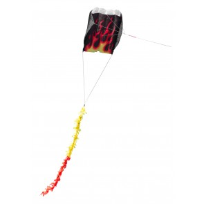 HQ Single Line Kites Kinderdrachen Lenkdrachen Parafoil Easy Flame Drachen Freizeit