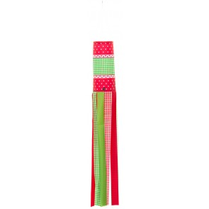 HQ Windspiel Windsock Country Style 110 cm Dekoration Garten