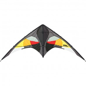 HQ Lenkdrachen Jive III Eruption Allround Sport Kite Drachen