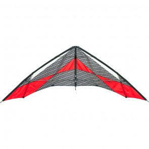 HQ Lenkdrachen Speed & Power Arrow Drachen Carbon Optik