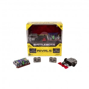 HEXBUG BattleBots Rivals Witch Doctor + Tombstone 413-5127 Micro Roboter Kampfmaschine