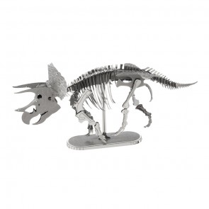Metal Earth Triceratops Dinosaurier MMS101 3D Figur Metallbausatz