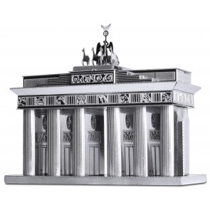 Metal Earth Brandenburger Tor Triumphtor MMS025 3D Figur Metallbausatz