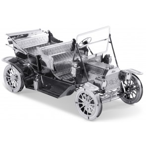 Metal Earth Metallbausatz 3D Puzzle Basteln Metall Figur 1908 Ford T Auto Modell