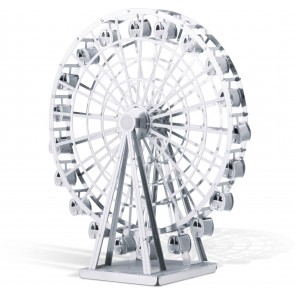 Metal Earth Ferris Wheel Riesenrad MMS044 3D Figur Metallbausatz
