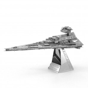 Metal Earth Star Wars Metallbausatz 3D Puzzle Basteln Metall Figur Imperial Star Destroyer
