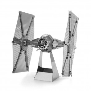 Metal Earth STAR WARS Tie Fighter Sternenjäger MMS256 3D Figur Metallbausatz