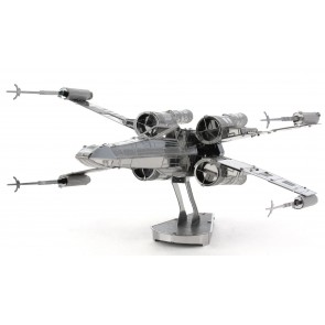 Metal Earth STAR WARS X-Wing Fighter MMS257 3D Figur Metallbausatz
