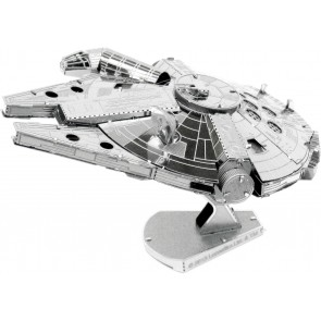 Metal Earth STAR WARS Millenium Falcon MMS251 3D Figur Metallbausatz