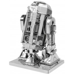 Metal Earth STAR WARS R2-D2 Roboter Droide MMS250 3D Figur Metallbausatz