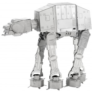 Metal Earth Star Wars Metallbausatz 3D Puzzle Basteln Metall Figur AT-AT