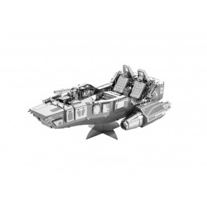 Metal Earth STAR WARS EP 7 F.O. Snowspeeder First Order MMS268 3D Figur Metallbausatz