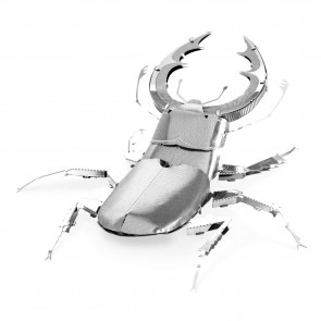 Metal Earth Stag Beetle Hirschkäfer MMS071 3D Figur Metallbausatz
