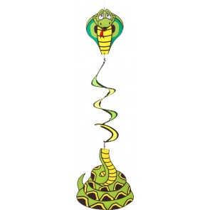 HQ Windspiel Swinging Twist Snake