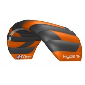 Peter Lynn Hype Trainer 1.9 complete Lenkmatte Lenkdrachen Control Bar Safety Leash 2-Line Powerkite links