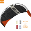 HQ Lenkmatte Symphony Beach III 2.2 Carbon Racer Bundle R2F Allround Lenkdrachen Kite