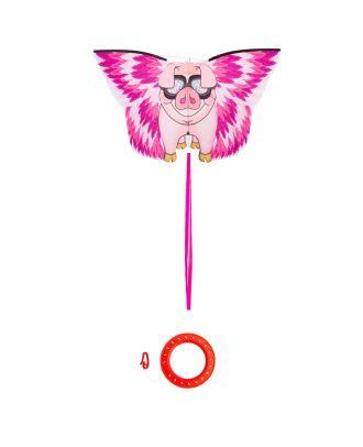 Kinderdrachen Einleiner Flying Floyd Schwein HQ Drachen