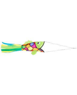 HQ Windsack Little Dazzling Fish Windspiel Leinenschmuck