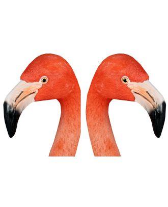 Flamingo Dekofigur 2 Stück Figur Flamingo Party Deko Garten Dekoration Flamingo