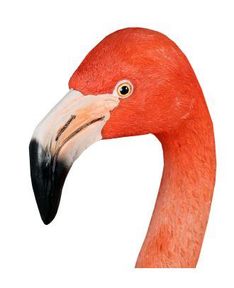 Flamingo Dekofigur Figur Flamingo Party Deko Garten Dekoration Flamingo
