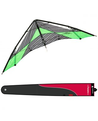 HQ Lenkdrachen Speed & Power Arrow M Sportlenkdrachen Drachen