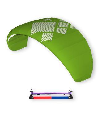 HQ4 Lenkmatte Fluxx 1.8 R2F Lenkdrachen Kite Matte