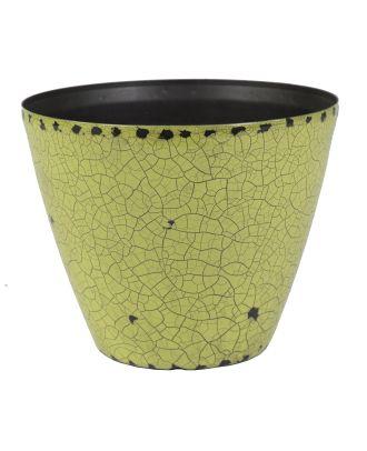 Pflanztopf Blumentopf Übertopf olive Pflanzkuebel 39 cm Blumenkuebel Kunststoff