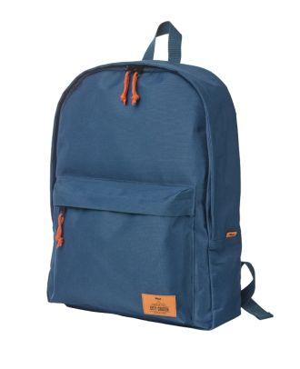 Trust Laptop Rucksack City Cruzer blau bis 16 Zoll Laptoptasche