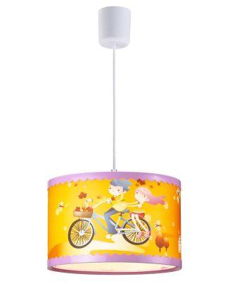 Pendelleuchte FREUNDE Kinderzimmerlampe Deckenleuchte Kinderleuchte Kinderlampe