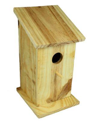 Nistkasten für Meisen FSC Holz Meisenkasten Vogelnistkasten Nisthaus für Meisen